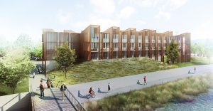 18-1 UTAS NRAS Student Housing - Inveresk
