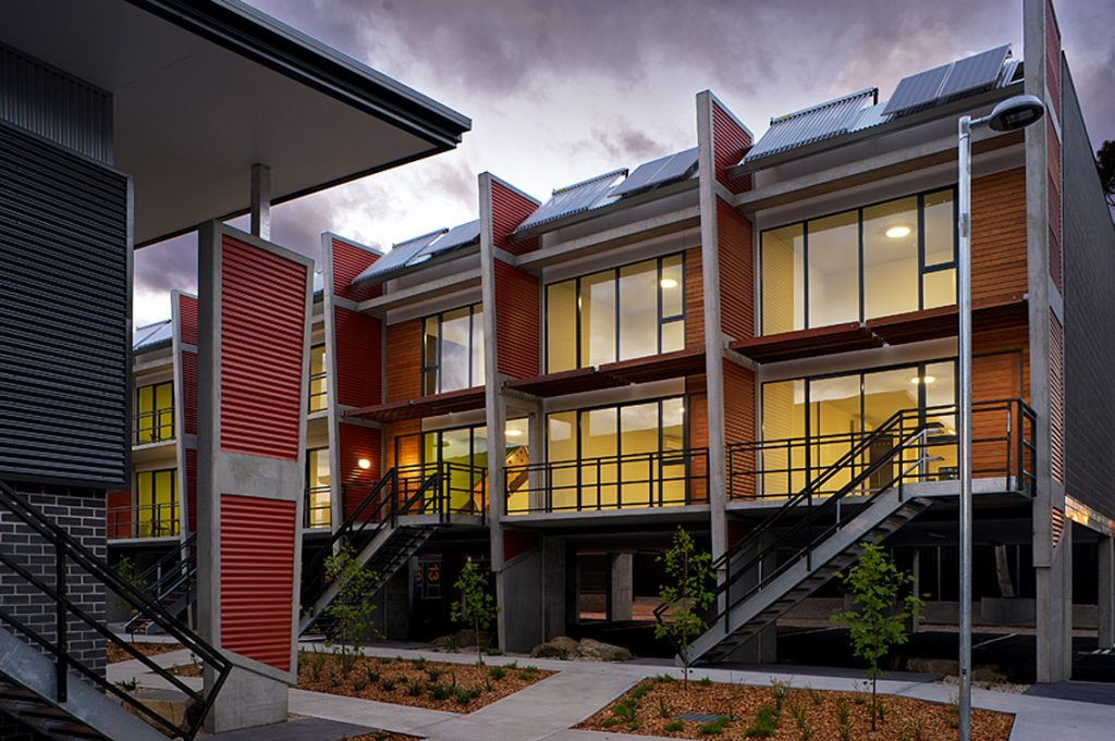 Hopkins Street Affordable Housing Xsquared Architects