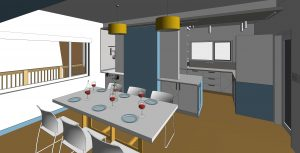 1302 Cockerill House Stage II -3D View 2