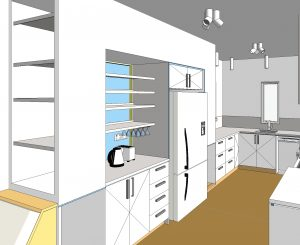 1302 Cockerill House Stage II -3D View 4