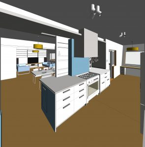 1302 Cockerill House Stage II -3D View 5